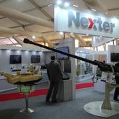 Nexter Systems avancent ses pions en Inde - FOB - Forces Operations Blog