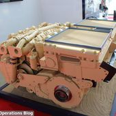 MSPO 2015 : Renk France dévoile son nouveau Powerpack 350S - FOB - Forces Operations Blog