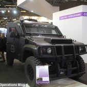 Milipol 2015: Un PVP du RAID en showcase - FOB - Forces Operations Blog