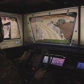 Un nouveau simulateur de conduite pour l'armée espagnole - FOB - Forces Operations Blog
