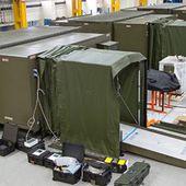 """FOB - Forces Operations Blog """" Le SSA se dote de trois nouveaux """" Abris modulaires avec Scanographe intégré """""""