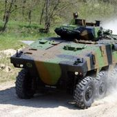 "FOB - Forces Operations Blog "" Le VBCI 32 tonnes arrive!!"