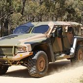 Thales livrera 1100 Hawkei à l'Australie - FOB - Forces Operations Blog