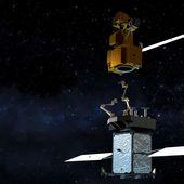 Restore L va ravitailler un satellite en orbite, un exploit !