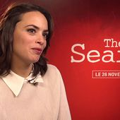 Interview de Bérénice Bejo pour The Search