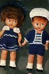 Free Doll Clothes Patterns | Doll Patterns | Crochet Patterns
