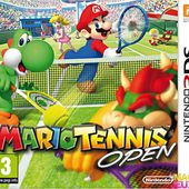 Test : Mario Tennis Open (3DS)