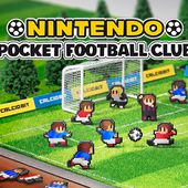 Test : Nintendo Pocket Football Club (3DS - eShop)‏