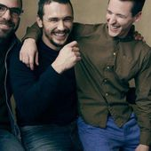 That I Am Michael Gay Threesome With Quinto, Carver, Franco