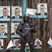 Uganda Journalists Arrested&#x3B; Opposition Contests Poll Results