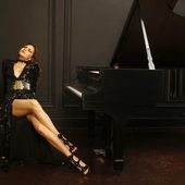 Lola Astanova, Julie Andrews and Donald Trump at Carnegie