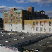 Night Falls, and 5Pointz, a Graffiti Mecca, Is Whited Out in Queens