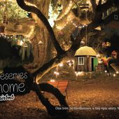 Airbnb Campaign Uses Birdhouses to Widen Its Reach