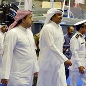 Qatar, France sign Rafale jet contract as Dimdex opens