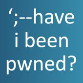 Have I been pwned? Pwned Passwords