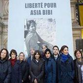 Asia Bibi, Citoyenne d'Honneur de Paris