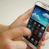11 choses que l'on peut faire avec un Galaxy S4 mais pas un iPhone 5S