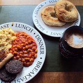 Les petits déjeuners autour du monde