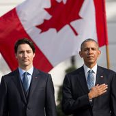 Obama and Trudeau: The mutual admiration society