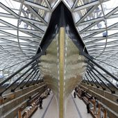 She's back from the dead: The Cutty Sark reopens to the public after £50 million renovation