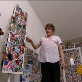 Collector makes it into the Guinness Book of Records for owning a whopping 45,000 fridge magnets