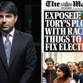 'Walter Mitty' Tory vote fixer exposed by MoS wrote jihadi pamphlet