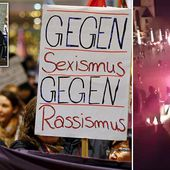 Cologne on lockdown as council admits women are 'no longer safe'