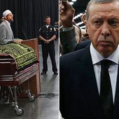 President of Turkey abandons Ali funeral and flies home after row