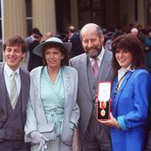 Did Clement Freud's wife 'turn a blind eye to abuse'?