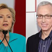 CNN 'demanded Dr Drew take back comments on Hillary Clinton's health'