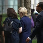 Hillary 'rushed from 9/11 memorial service following medical episode'