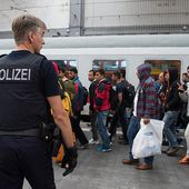 Angela Merkel left borders open 'fearing clashes would look bad on TV'