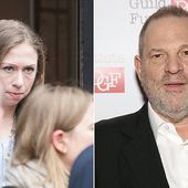 Chelsea Clinton runs from Harvey Weinstein's donation questions