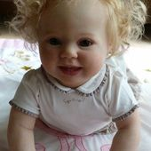 reborn doll ,baby girl,Toddler, Prototype Amelia, Donna Rubert