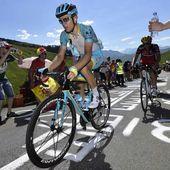Astana : Saison terminée pour Tanel Kangert