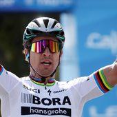 Au sprint, Peter Sagan a mis tout le monde d'accord pour s'imposer sur la 5e étape du Tour de Suisse