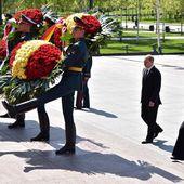 Poutine réhabilite le pacte Molotov-Ribbentrop