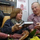 Le Nobel de littérature perçu comme une arme anti-Poutine