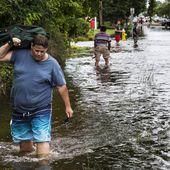 Même limité à 2°C, le réchauffement climatique fera des millions de déplacés