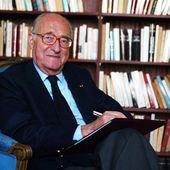Alain Decaux, le passeur d'Histoire