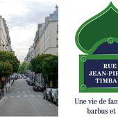 """Entre bobos et barbus, ma rue Jean-Pierre Timbaud"""