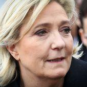 Présidentielle : Marine Le Pen au plus haut dans un sondage