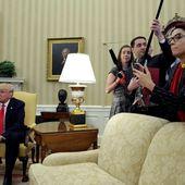Trump ne participera pas au dîner des correspondants de la Maison-Blanche