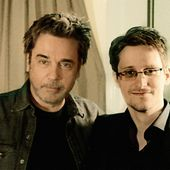 Jean-Michel Jarre and Edward Snowden collaborate on new song Exit - video