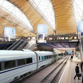 Top UK civil servant reviews HS2 project