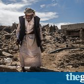 'Everything is over now': the last survivors in Yemen's ground zero