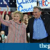 Hillary Clinton's choice of Tim Kaine shows she's the real grown-up in this contest | Richard Wolffe