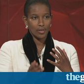 Ayaan Hirsi Ali on Q&A: the west must stop seeing Muslims only as victims