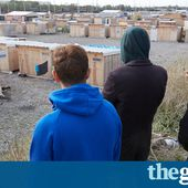 Women and children 'endure rape, beatings and abuse' inside Dunkirk's refugee camp
