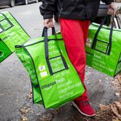Amazon Fresh food deliveries 'to start this month in UK'